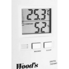 Wood's P-CV8005 Thermo Hydrometer